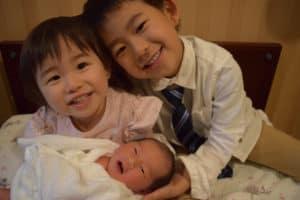 東尾理子がブログで第三子の出産発表。子供の性別は!?名前は!?孫と子供の年齢差はナシ?