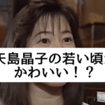 クレしん降板の矢島晶子の若い頃がかわいい!?新しいしんちゃんの声は誰?!?