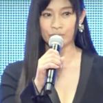 篠原涼子 ドレス姿の衝撃動画はコチラ!!