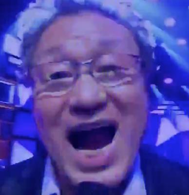 天龍源一郎 絶唱のボヘミアン動画がヤバい!放送事故かと思ったわ。www