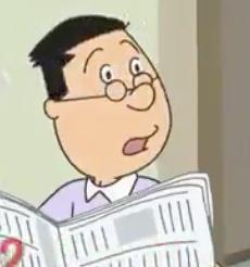 マスオさん 交代 第一声の衝撃動画はコチラ!!違和感半端ないwww