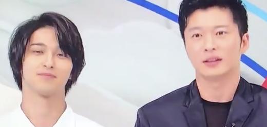 田中圭 横浜流星 オフショットのインスタ画像&スッキリ動画はこちら!!!